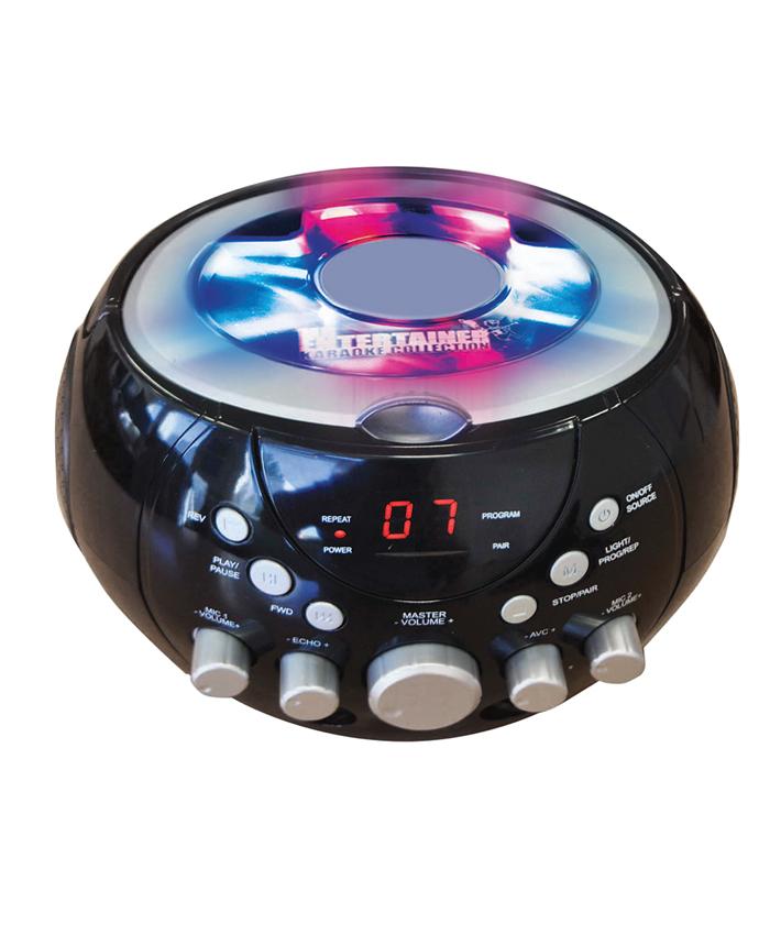 mr entertainer karaoke machine kar120